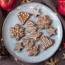 gateau assiette cookie petit com animale
